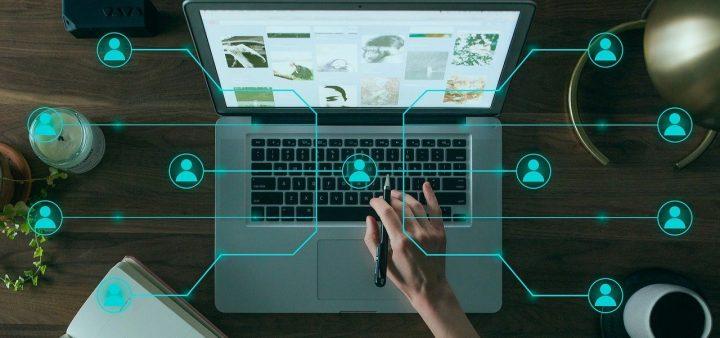 Le tournant du digitale et la fin du papier Corporate